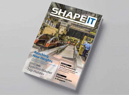 SHAPE IT - Winter edition - 2019