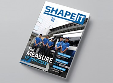 SHAPE IT - Vol.1 - 2018