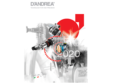 D'Andrea SpA 2020 Catalogue